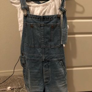 Free People Other - Overalls denim